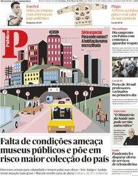 capa Público de 28 março 2021