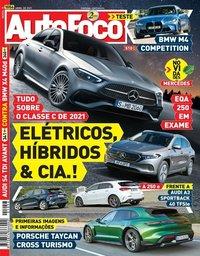 capa Revista Auto Foco de 25 março 2021