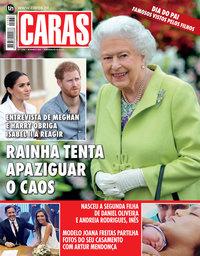 capa Revista Caras de 18 março 2021