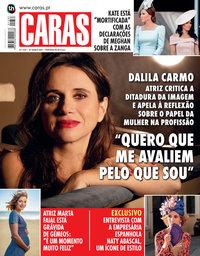 capa Revista Caras de 25 março 2021