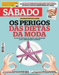 capa Revista Sábado de 31 março 2021