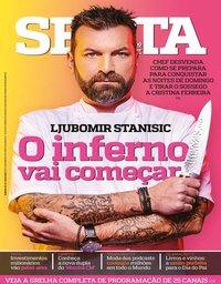 capa Revista Sexta de 12 março 2021