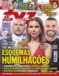 capa TV7 Dias de 27 março 2021
