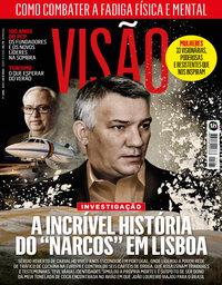 capa Visão de 4 março 2021