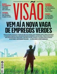 capa Visão de 11 março 2021
