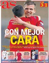 capa Jornal As de 1 abril 2021