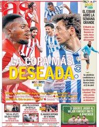 capa Jornal As de 3 abril 2021