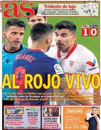 capa Jornal As de 5 abril 2021