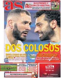 capa Jornal As de 6 abril 2021