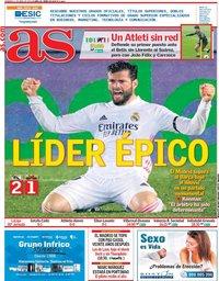 capa Jornal As de 11 abril 2021