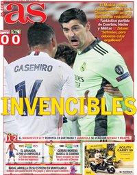 capa Jornal As de 15 abril 2021