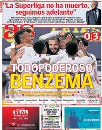 capa Jornal As de 22 abril 2021