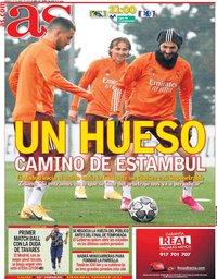 capa Jornal As de 27 abril 2021