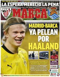 capa Jornal Marca de 2 abril 2021