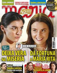 capa Maria de 1 abril 2021