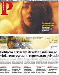 capa Público de 2 abril 2021