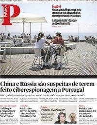 capa Público de 6 abril 2021