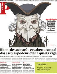 capa Público de 7 abril 2021
