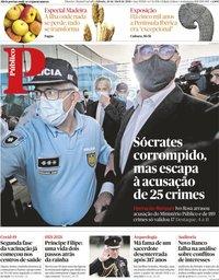 capa Público de 10 abril 2021