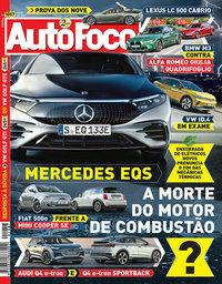 capa Revista Auto Foco de 29 abril 2021