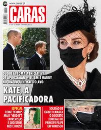 capa Revista Caras de 22 abril 2021