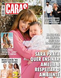 capa Revista Caras de 29 abril 2021