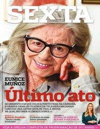 capa Revista Sexta de 23 abril 2021