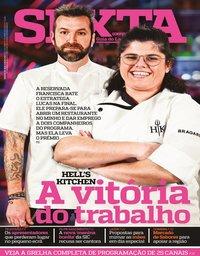 capa Revista Sexta de 30 abril 2021