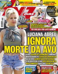 capa de TV7 Dias