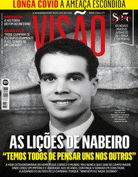 capa Visão de 1 abril 2021