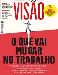 capa Visão de 22 abril 2021