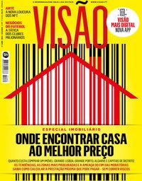 capa Visão de 29 abril 2021