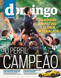 capa Domingo CM de 16 maio 2021