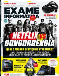 capa Exame Informática de 1 maio 2021