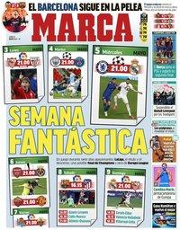 capa Jornal Marca de 3 maio 2021