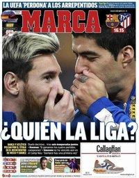 capa Jornal Marca de 8 maio 2021