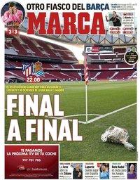 capa Jornal Marca de 12 maio 2021