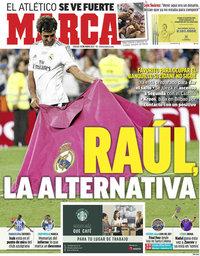 capa Jornal Marca de 15 maio 2021