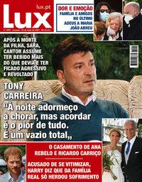 capa Lux de 20 maio 2021