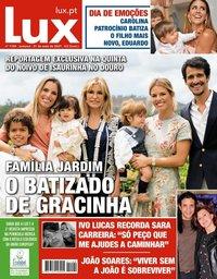 capa Lux de 27 maio 2021