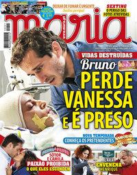 capa Maria de 27 maio 2021