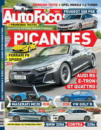 capa Revista Auto Foco de 27 maio 2021