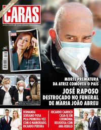 capa Revista Caras de 20 maio 2021
