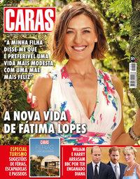 capa Revista Caras de 27 maio 2021