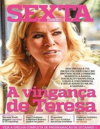capa Revista Sexta de 7 maio 2021
