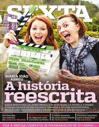 capa Revista Sexta de 14 maio 2021