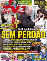 capa TV7 Dias de 22 maio 2021
