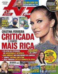 capa TV7 Dias de 29 maio 2021