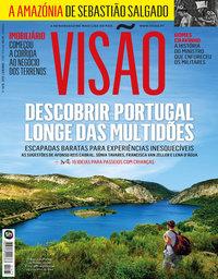capa Visão de 27 maio 2021