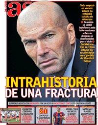capa Jornal As de 1 junho 2021